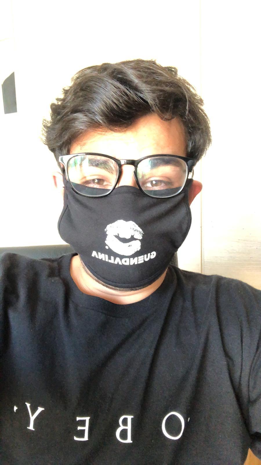 Guendalina Mask (1 pz)